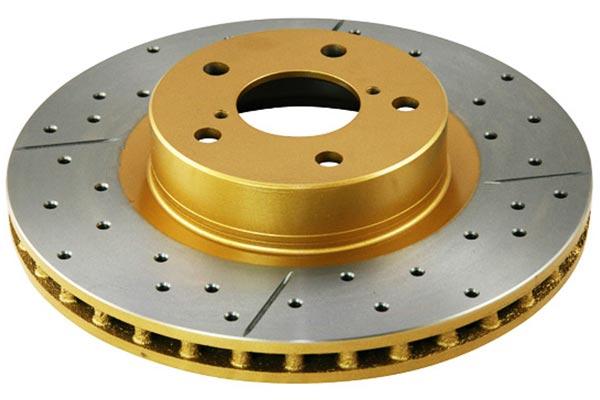 dba gold rotor