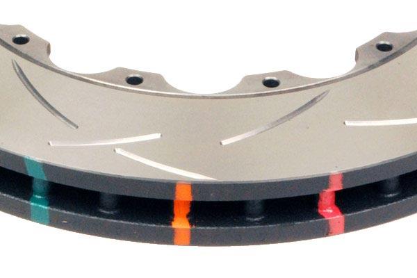 dba t3 5000 series replacement rotors detail