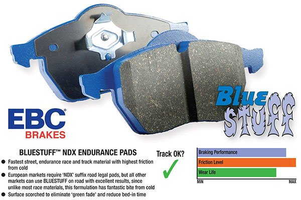 ebc brake kits blue stuff brake pads diagram
