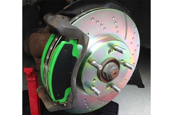 ebc sport rotors installed on 2009 honda accord