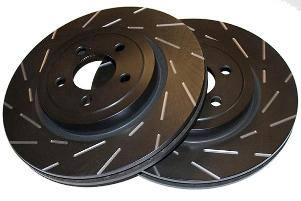ebc ultimax slotted rotors black