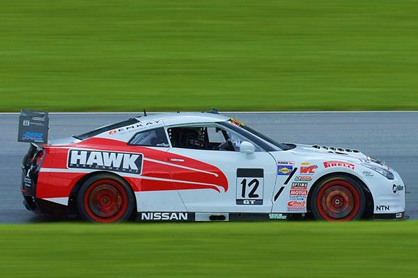 hawk black brake pads track tested