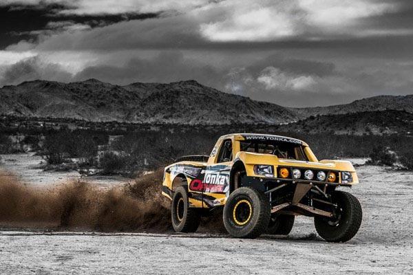 hawk lts brake kit desert truck