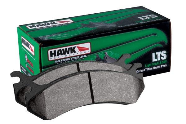 hawk lts brake kit pads