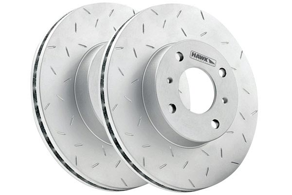 hawk lts brake kit rotors