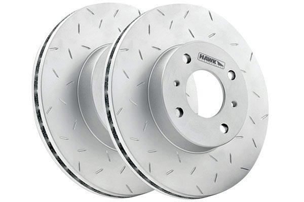 hawk superduty brake kit rotors