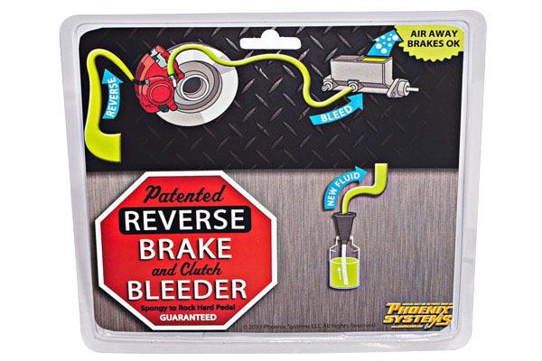 phoenix systems v 5 diy reverse brake bleeder packaging