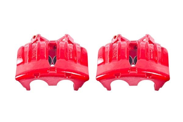 power stop performance brake calipers rear set