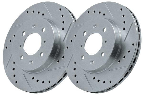 power stop z16 evolution caliper brake kit rotors