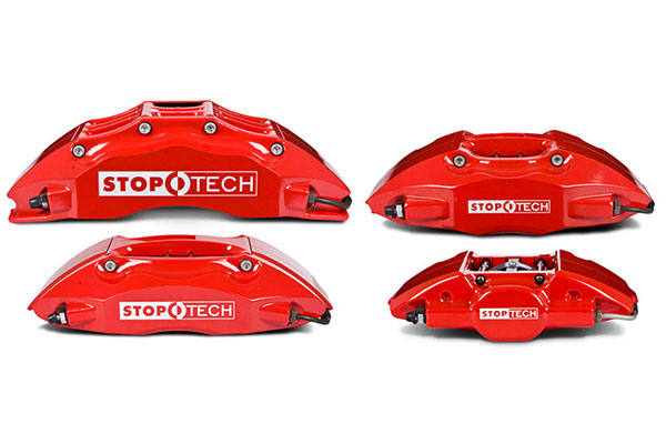 stoptech big brake kit calipers 2