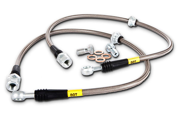 stoptech brake kits brake lines