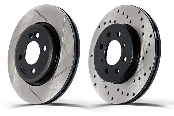 stoptech touring big brake kit slotted drilled