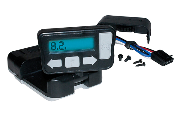 westin W10 series brake controller with install kit