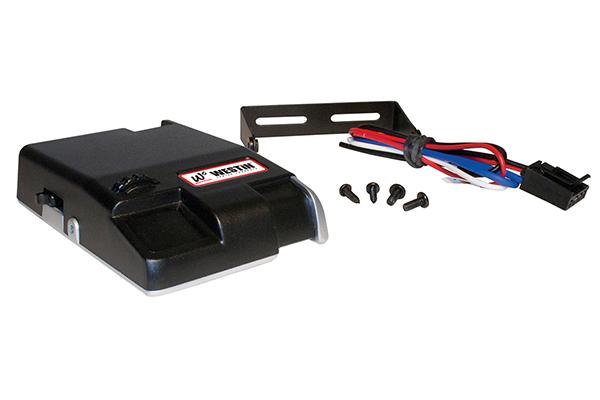 westin w6 series brake controller with install kit