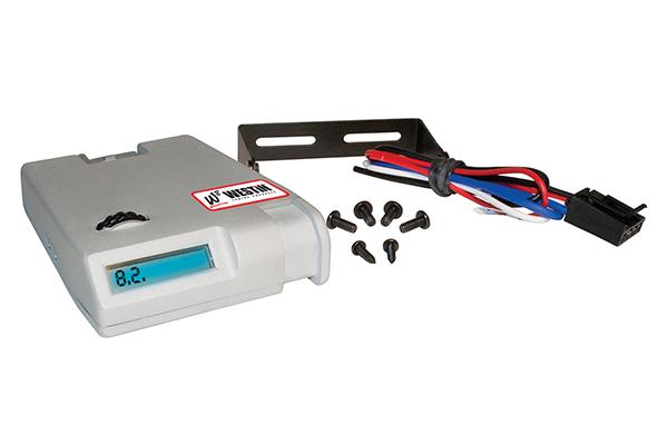 westin w8 series brake controller with install kit