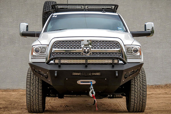 addictive desert designs honeybadger front bumper r3