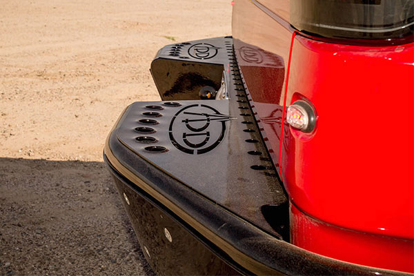 addictive desert designs stealth rear bumper r2
