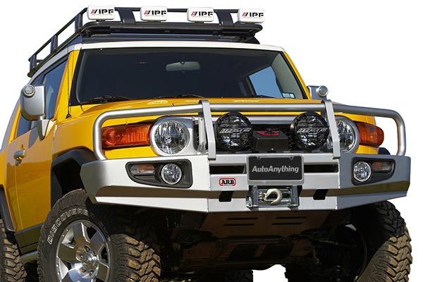 arb bumper on toyota fj cruiser