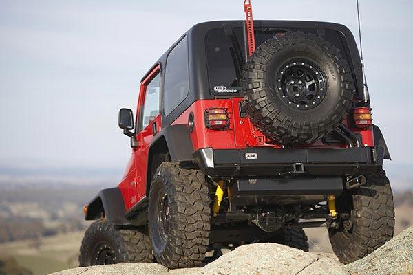 arb rear bumper 1