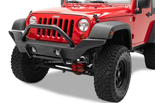 bestop highrock 4x4 high access front bumpers 1