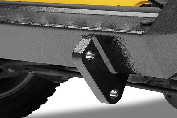 bestop highrock 4x4 high access front bumpers 4