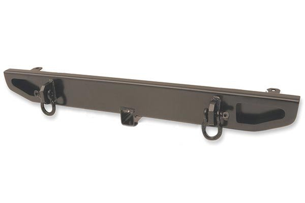 body armor rear jeep bumper rel