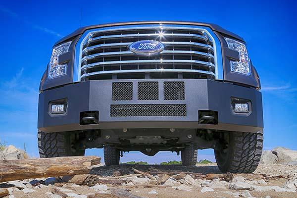 dee zee k series front bumper lifestyle 3