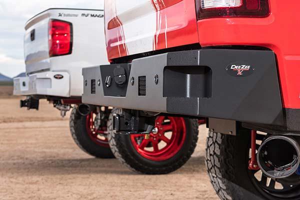 dee zee k series rear bumper lifestyle 1