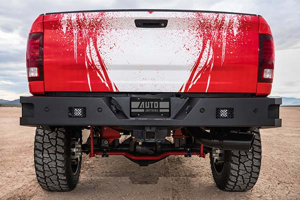 dee zee k series rear bumper lifestyle 2