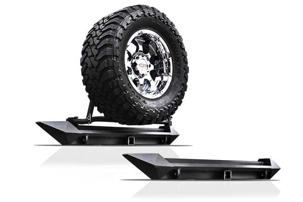 fab fours jeep rear bumper product