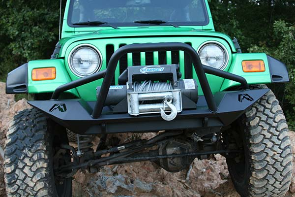 fab fours lifestyle front bumper lifestye4