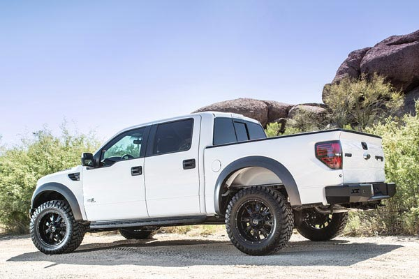 ici magnum rear bumpers installed f150 raptor