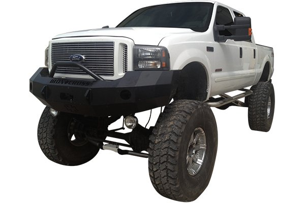 iron cross hd front bumpers f250 lifestyle
