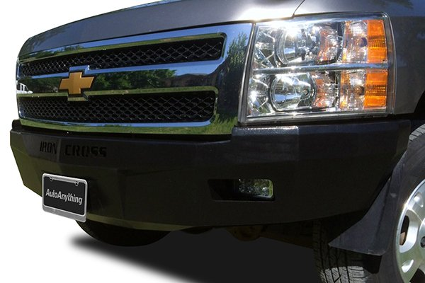 iron cross rs front bumpers chevy lifestyle