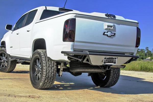 n fab rbs rear bumper lifestyle