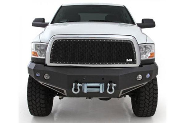 n fab hd front bumper installed 3