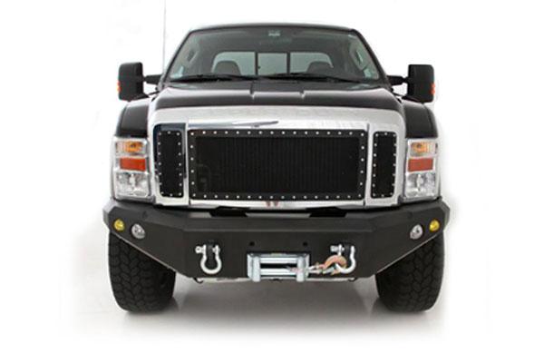 n fab hd front bumper installed 4