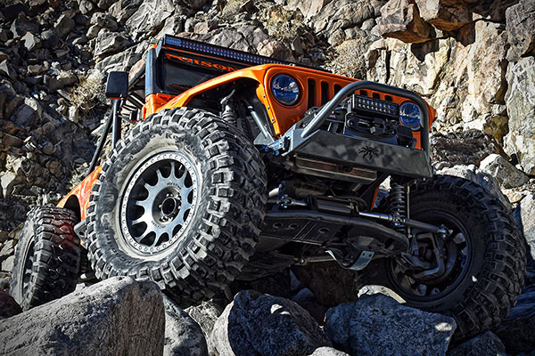 poison spyder bfh front bumpers jk offroad