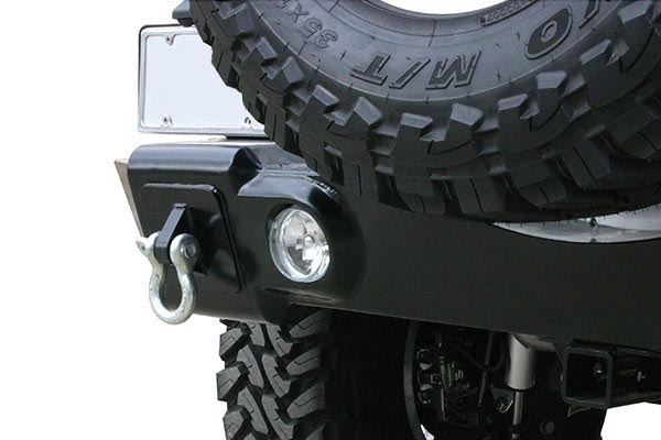 rampage jeep recovery bumper 86605 1