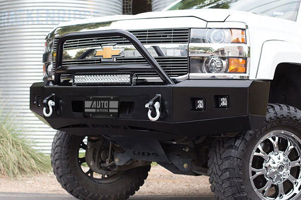 ranch hand horizon front bumper chevy 1