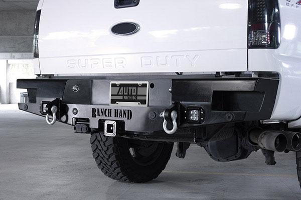 ranch hand horizon rear bumper ford