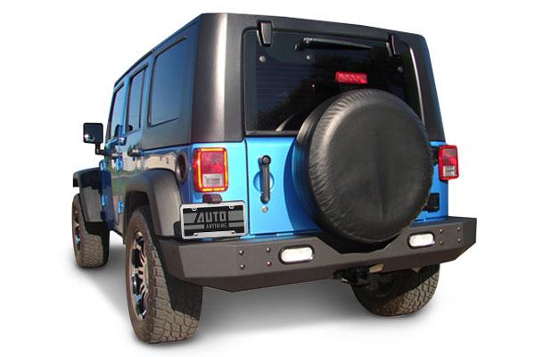 ranch hand horizon rear bumper jeep