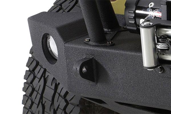 smittybilt src carbine front bumper detail
