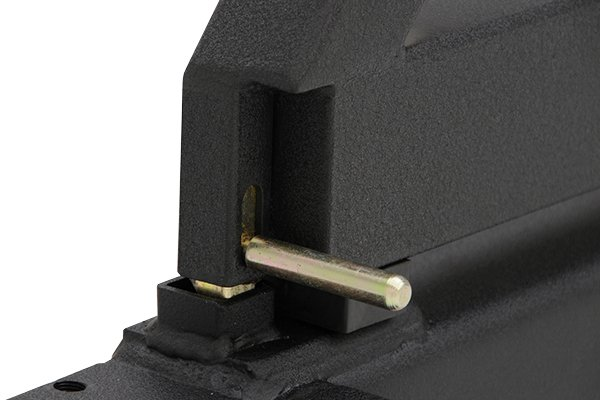 smittybilt src classic rear bumper latch