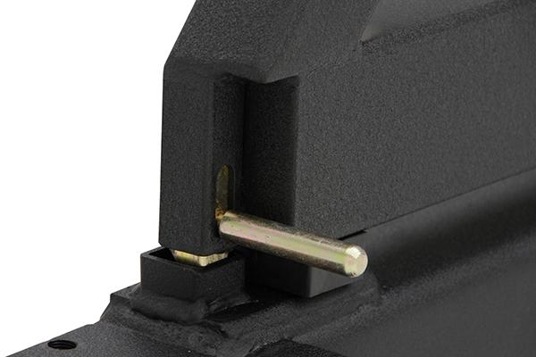 smittybilt src rear bumper latch
