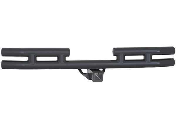 smittybilt tubular rear bumper off vehicle