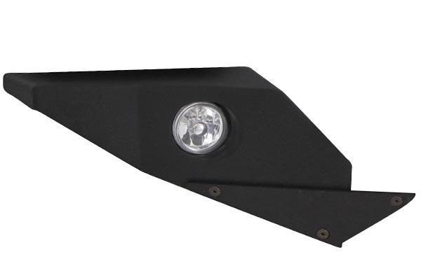 smittybilt xrc mod front bumper system bumper extention light