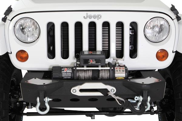 smittybilt xrc mod front bumper system front