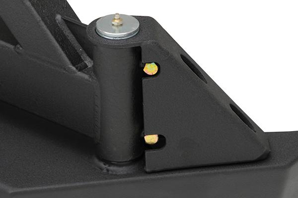smittybilt xrc rear bumper braket