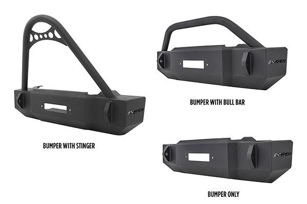 snyper scope front bumper samples 2